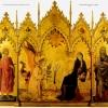 Simone Martini - Angyali üdvözlet