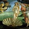 Sandro Botticelli - Vénusz szülestése
