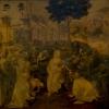 Leonardo da Vinci - Királyok imádása