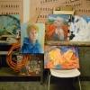 Zeley Mucza Viktória festményei