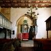 A templom belső képe