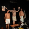 Művész (ifj. Havasi Péter), Szappan (Peter Cibula), (Madarász Máté)
