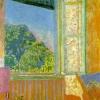 Pierre Bonnard: Nyitott ablak, 1921