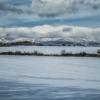 Szemán Viktor: Téli tájkép