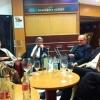 Kerekasztal-beszélgetés a Benczúr Hotelben, a színházi előadás után