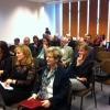 Sajtótájékoztató a budapesti MMA székházban
