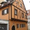 Jellegzetes középkori ház