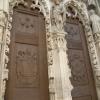 A Szent Péter katedrális bejárata