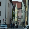 Regensburgi utcakép