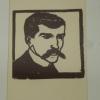 Tichy Kálmán: Gyula bátyám portréja