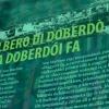 A Doberdói Fa története a fogadó falán