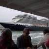 Elment a nagy turistahajó