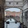A Piombi börtönt a Dózse-palotával összekötő Sóhajok hídja