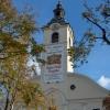 I. Lajos magyar király adományából felépült a Trsati Szűzanya tiszteletére szentelt kegytemplom.