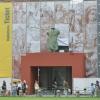 A múzeumot éppen tatarozták, de ideiglenesen mégis széppé tették
