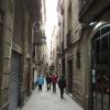 Carrer: A belváros tele van hangulatos sikátorokkal ahol jóval kellemesebb a séta mint a túlzsófolt La Ramblán.