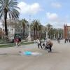 Triomf_01 Barcelona diadalíve az 1888-as barcelonai világkiállításra épült, és annak főbejárataként funkcionált.