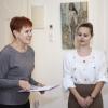 Otvorenie výstavy Otta Szabóa