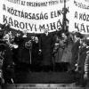 Vyhlásenie Maďarskej ľudovej republiky