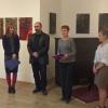 The exhibition of Ottó Szabó in Lučenec
