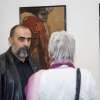 The exhibition of Ottó Szabó in Lučenec