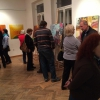 The exhibition of TAG at Rovás