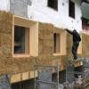 Szalmabálák felhasználása az építészetben