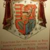 Magyar címer az óvárosi Osztrák Vendégházban
