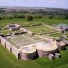 Ruiny benediktínskeho kláštora v Somogyvári