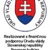 Tibor Urbán. Realizované s finančnou podporou Úradu vlády Slovenskej republiky - program Kultúra národnostných menšín2016