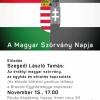 Burák, Szegedi, Köteles