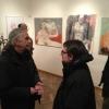 Kassai kisképző rajztanárainak kiállítása