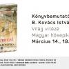 B. Kovács István, szakmai beszélgetés