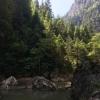 Békás szoros, Szent Anna tó