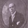 Obr. 8-11 János Komjáthy, Teréz. Závodszky-Komjáthy, Ödön Faragó a ukážka z jeho publikované diela