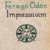 Faragó Ödön által publikált mű címoldala