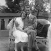 Nagyszüleim mézeshetei Körtvélyesen (Madzsar Lili és Dr. Simai Béla.1924)