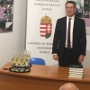 A Borovszky-sorozat átadása