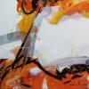 Játszma – akryl, vászon, 80x80 cm