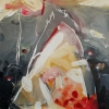 Totem – akryl, vászon, 80x80 cm