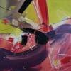 Vandorló érzelmek 15. – akryl, vászon, 80x80 cm