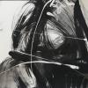 Bánat 2. – akryl, papir, 50x70 cm