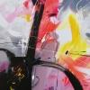 Bécsi Gesztus 1 – akryl, vaszon, 60x80 cm