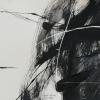 Búcsú – akryl, papír, 50x70 cm