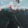Egyensúly – akryl, vászon 80x8 cm