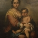 Bartolomé Esteban Murillo:  Madonna and Child