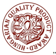 Rovás Received the Hungarian Quality Product Award